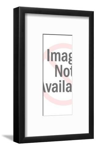 Pine Tree-Pop Ink - CSA Images-Framed Art Print