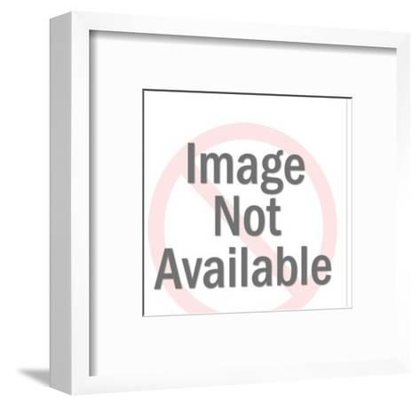 Fans of T University-Pop Ink - CSA Images-Framed Art Print