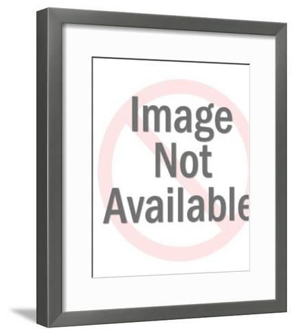 Jukebox-Pop Ink - CSA Images-Framed Art Print