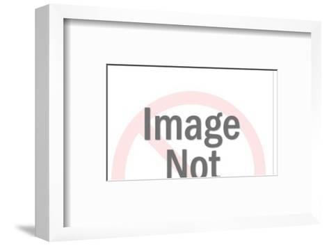 Family of three-Pop Ink - CSA Images-Framed Art Print