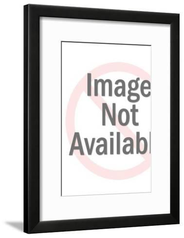 Jack-in-the-Box-Pop Ink - CSA Images-Framed Art Print