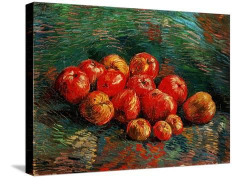 Still Life With Apples, 1887-1888-Vincent van Gogh-Stretched Canvas Print