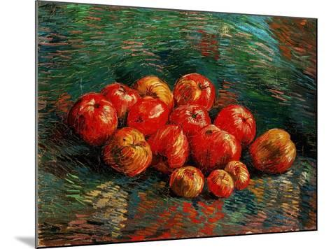 Still Life With Apples, 1887-1888-Vincent van Gogh-Mounted Giclee Print