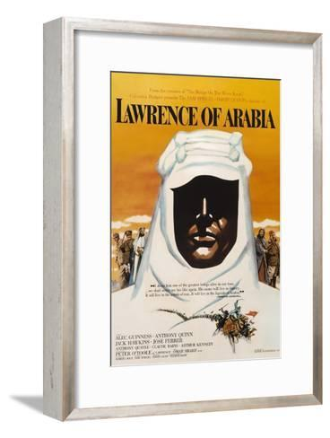 Lawrence of Arabia, 1962, Directed by David Lean--Framed Art Print