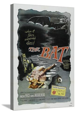 The Bat, 1959, Directed by Crane Wilbur--Stretched Canvas Print