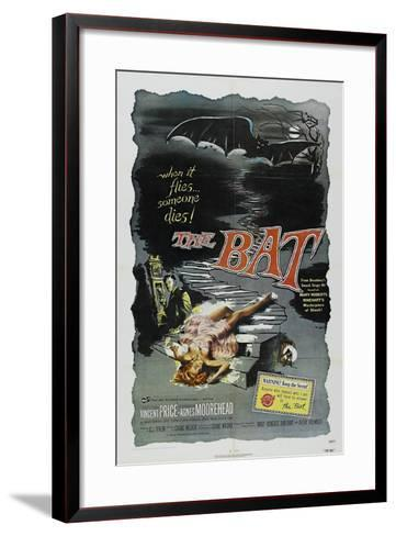 The Bat, 1959, Directed by Crane Wilbur--Framed Art Print
