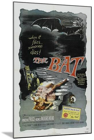 The Bat, 1959, Directed by Crane Wilbur--Mounted Giclee Print