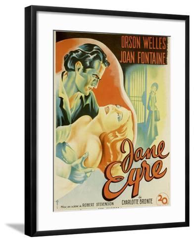 Jane Eyre, 1944, Directed by Robert Stevenson--Framed Art Print