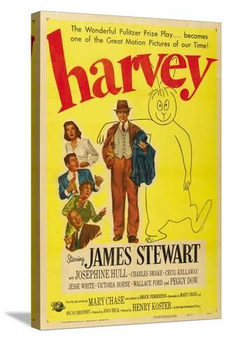 Harvey, 1950, Directed by Henry Koster--Stretched Canvas Print
