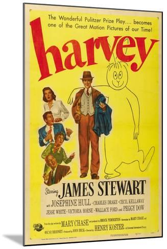 Harvey, 1950, Directed by Henry Koster--Mounted Giclee Print