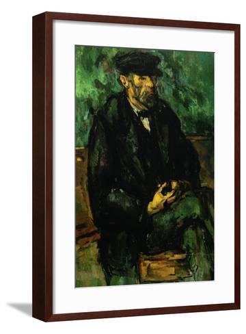The Mariner, 1905-Paul C?zanne-Framed Art Print
