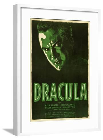 Dracula, 1931, Directed by Tod Browning--Framed Art Print