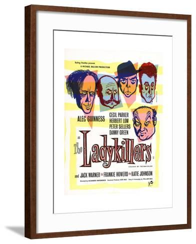 The Ladykillers, 1955, Directed by Alexander Mackendrick--Framed Art Print