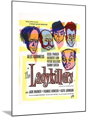 The Ladykillers, 1955, Directed by Alexander Mackendrick--Mounted Giclee Print