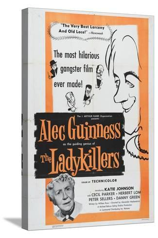 The Ladykillers, 1955, Directed by Alexander Mackendrick--Stretched Canvas Print