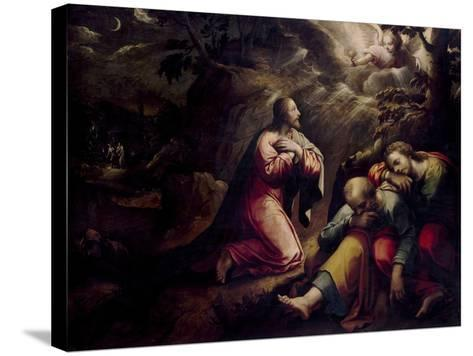 The Agony In the Garden, First Quarter 17th Century, Italian School-Giorgio Vasari-Stretched Canvas Print