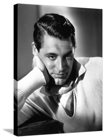 Cary Grant, 1935--Stretched Canvas Print
