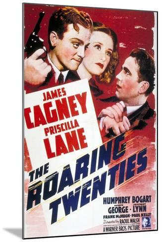 """The World Moves On, 1939, """"The Roaring Twenties"""" Directed by Raoul Walsh--Mounted Giclee Print"""