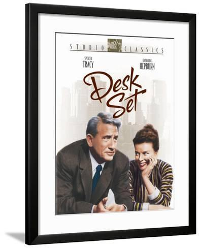 "His Other Woman, 1957, ""Desk Set"" Directed by Walter Lang--Framed Art Print"