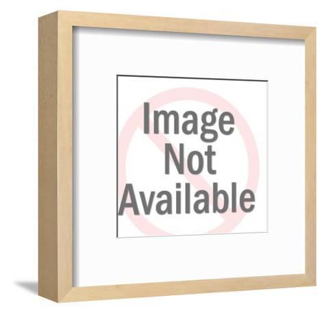 Open Filing Cabinet-Pop Ink - CSA Images-Framed Art Print