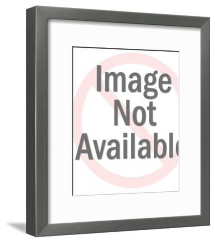 Woman in Bikini-Pop Ink - CSA Images-Framed Art Print