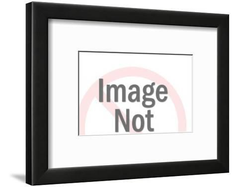 Guaranteed Rubber Stamp-Pop Ink - CSA Images-Framed Art Print