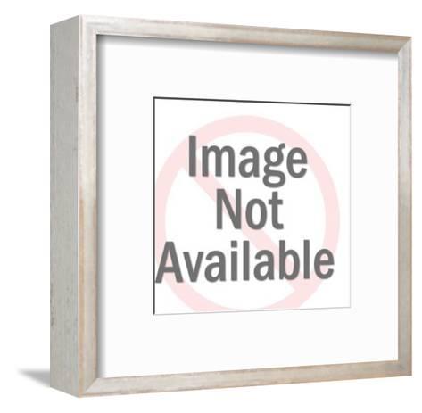 Tape Man-Pop Ink - CSA Images-Framed Art Print