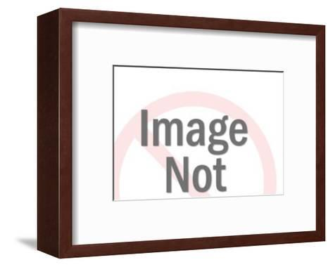 Businessmen in Meeting-Pop Ink - CSA Images-Framed Art Print