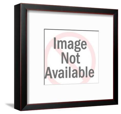 Sweaty Man in Suit Wiping Head-Pop Ink - CSA Images-Framed Art Print