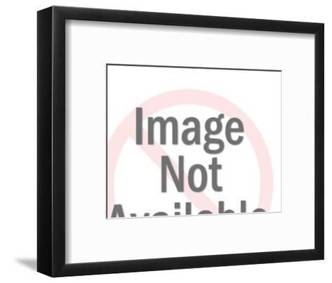 Walking Bear-Pop Ink - CSA Images-Framed Art Print