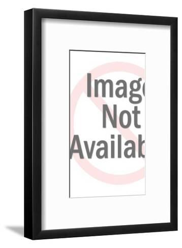 Upside Down Hammer-Pop Ink - CSA Images-Framed Art Print