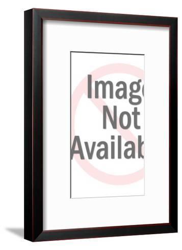 Tailor Measuring Man in Suit-Pop Ink - CSA Images-Framed Art Print