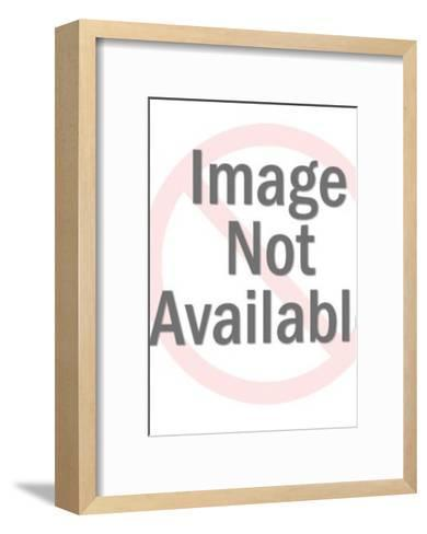 Teenage Boy-Pop Ink - CSA Images-Framed Art Print
