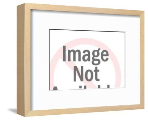 Hot Coffee-Pop Ink - CSA Images-Framed Art Print