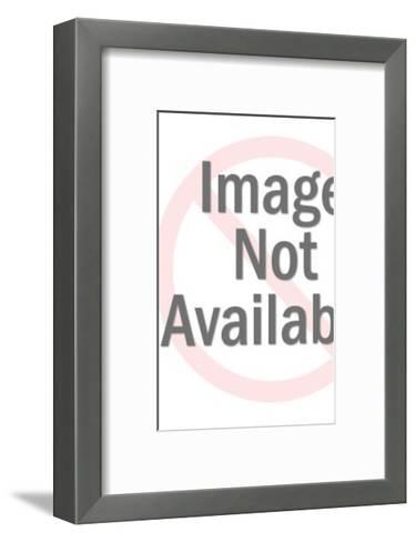 Man and Woman Dancing-Pop Ink - CSA Images-Framed Art Print