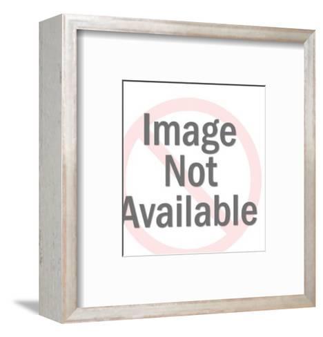 Laughing Man-Pop Ink - CSA Images-Framed Art Print