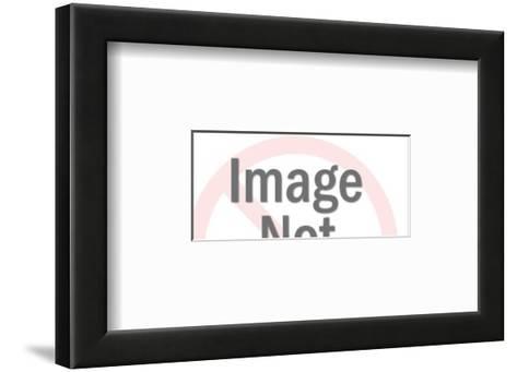 Ambulance-Pop Ink - CSA Images-Framed Art Print
