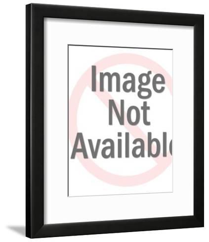 Man in White Tuxedo-Pop Ink - CSA Images-Framed Art Print