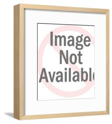 Man in Underwear, Looking Down-Pop Ink - CSA Images-Framed Art Print