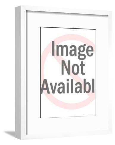 Skeleton Costume-Pop Ink - CSA Images-Framed Art Print