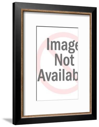 Policeman-Pop Ink - CSA Images-Framed Art Print