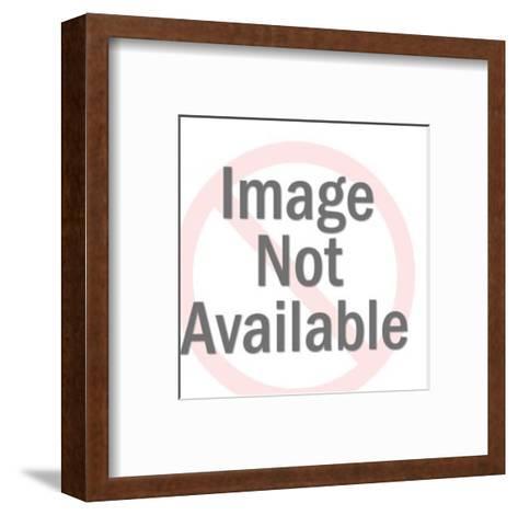 Libra-Pop Ink - CSA Images-Framed Art Print
