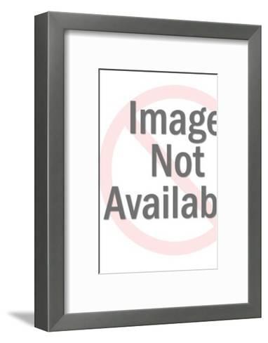 Theater Usher-Pop Ink - CSA Images-Framed Art Print