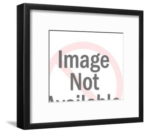 Nuclear Family-Pop Ink - CSA Images-Framed Art Print