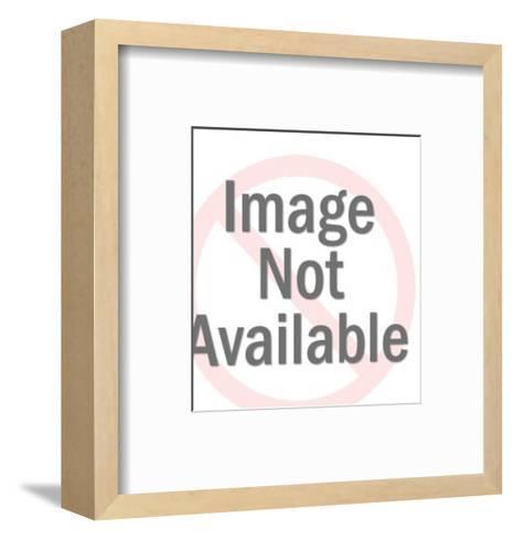 Turkey with Target-Pop Ink - CSA Images-Framed Art Print