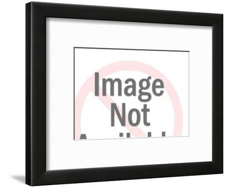 Helicopter-Pop Ink - CSA Images-Framed Art Print