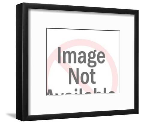 Ashtray-Pop Ink - CSA Images-Framed Art Print