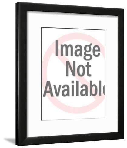 Penguin-Pop Ink - CSA Images-Framed Art Print