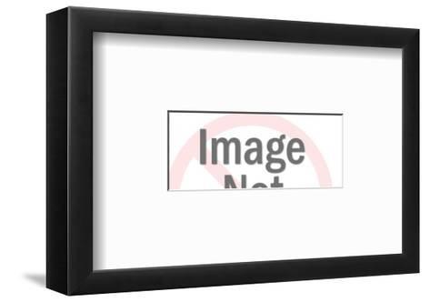 Roadster-Pop Ink - CSA Images-Framed Art Print