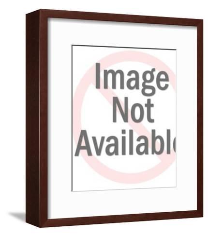 Abstract Turkey-Pop Ink - CSA Images-Framed Art Print